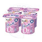 YOPLAIT YOGHURT SILHOUETTE  0 % 4 X 125 G CATERING